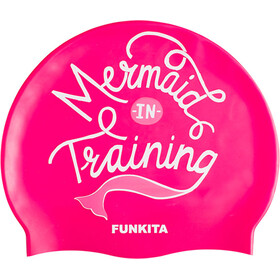 Funkita Silicone Swimming Cap, printed